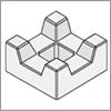 SP型ブロック画像