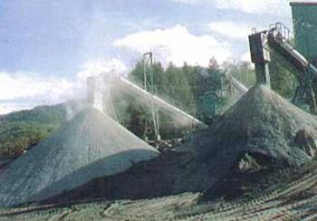 製鉄用造滓材写真
