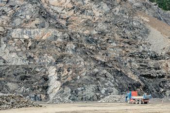 採掘鉱区写真2
